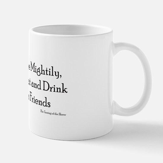 Strive Mightily Mug