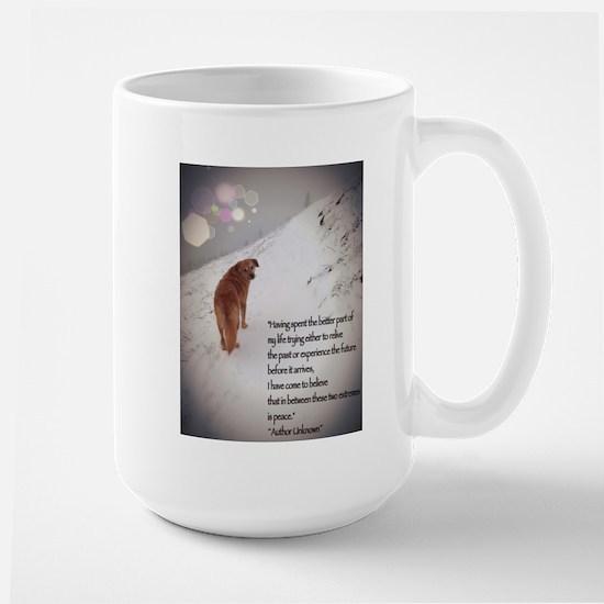 Peace Dog Mug