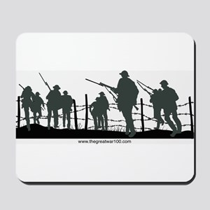 The Great War 100 Mousepad