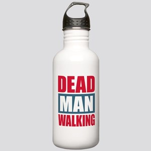 Dead Man Walking Water Bottle