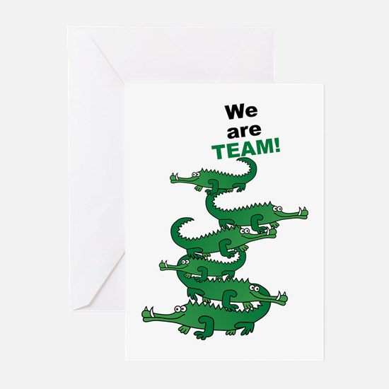 Top Team Greeting Cards (Pk of 10)