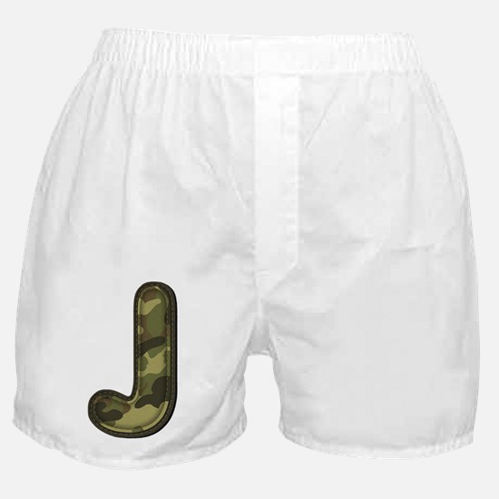 J Army Boxer Shorts
