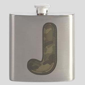 J Army Flask
