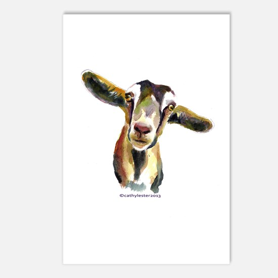 Goat Postcards (Package of 8)