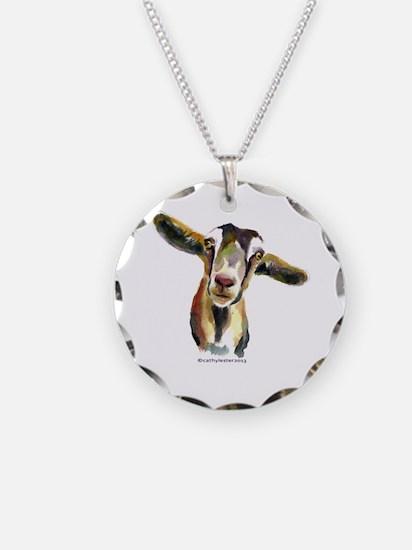 Goat Necklace