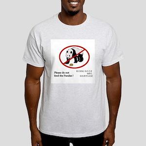 pandaban Ash Grey T-Shirt