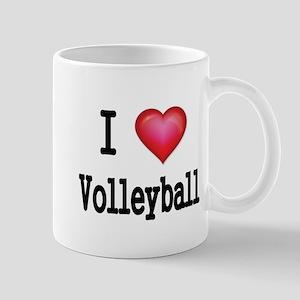 I LOVE MY VOLLEYBALL Mug