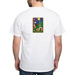 Oct 03 DTC (backside logo) White T-Shirt