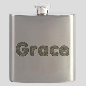 Grace Army Flask