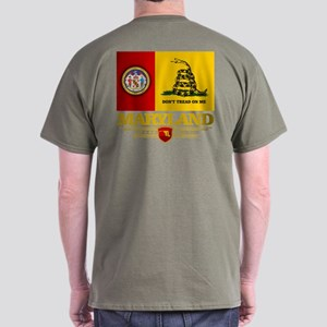 Maryland Gadsden Flag T-Shirt