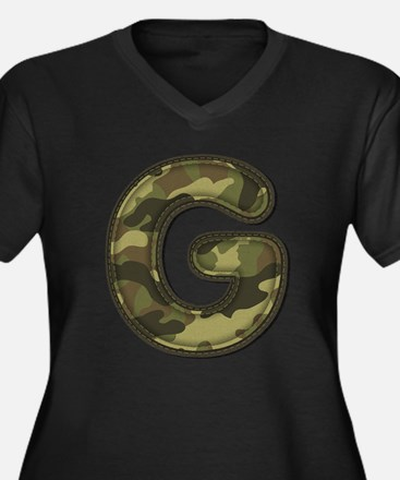 G Army Plus Size T-Shirt