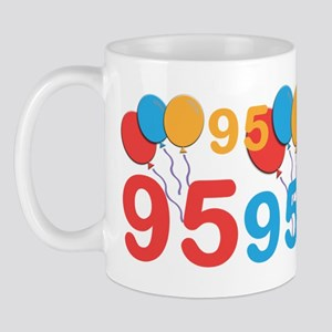 95 Years Old - 95th Birthday Mug