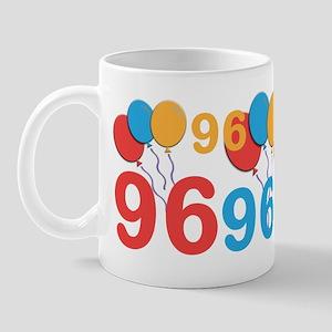 96 Years Old - 96th Birthday Mug