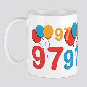 97 Years Old - 97th Birthday Mug
