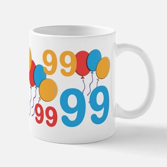 99 Years Old - 99th Birthday Mug