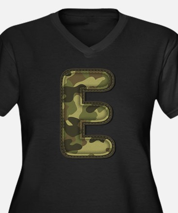 E Army Plus Size T-Shirt