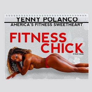 2014 Fit Chick Wall Calendar