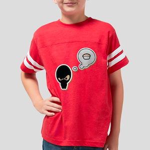2B Ninji_SpaghettiTank Youth Football Shirt