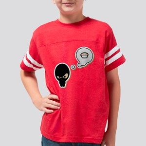 2B Ninji_Standard Youth Football Shirt