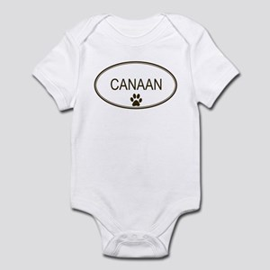 Oval Canaan Infant Bodysuit