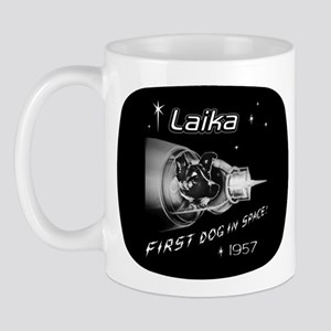 LAIKA First Dog in Space! Mug