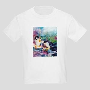 Puffins Kids T-Shirt