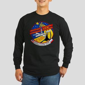 Columbia STS-113 Long Sleeve Dark T-Shirt