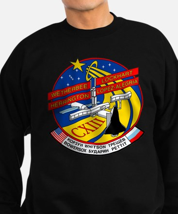 Columbia STS-113 Sweatshirt (dark)