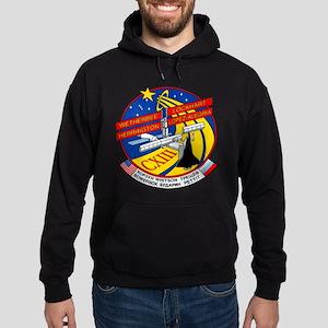 Columbia STS-113 Hoodie (dark)