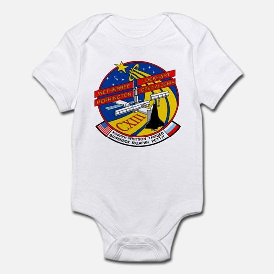 Columbia STS-113 Infant Bodysuit
