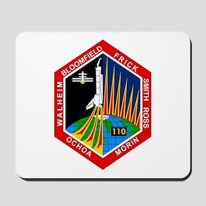 STS-110 Atlantis Mousepad