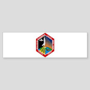 STS-110 Atlantis Sticker (Bumper)