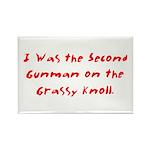 Grassy Knoll Rectangle Magnet (100 pack)