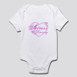 Actress-In-Training Design I Infant Bodysuit
