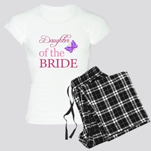 Daughter Of The Bride (Butterfly) Women's Light Pa