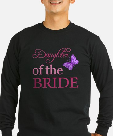 Daughter Of The Bride (Butterfly) T
