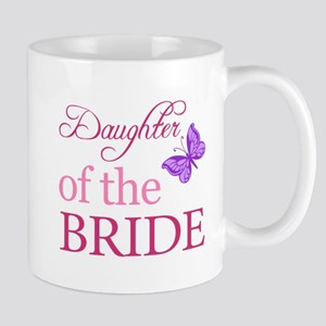 Daughter Of The Bride (Butterfly) Mug