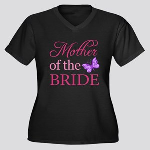 Mother Of The Bride (Butterfly) Women's Plus Size
