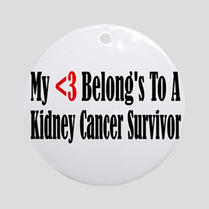 kidney3 Ornament (Round)