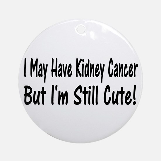 kidney1.png Ornament (Round)