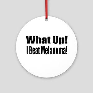 melanoma17 Ornament (Round)