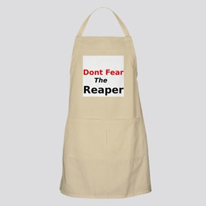 Dont Fear the Reaper Apron