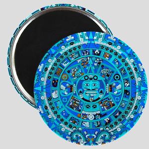 Ancient Mayan Calendar Magnet