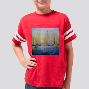 Camels in the wonderland 2 Youth Football Shirt