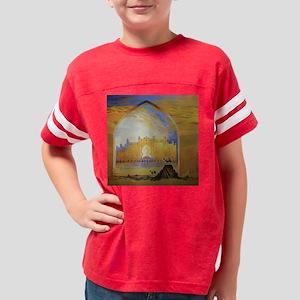 Atlantis and Camels Dubai Youth Football Shirt