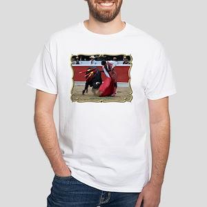Morante de la Puebla White T-Shirt