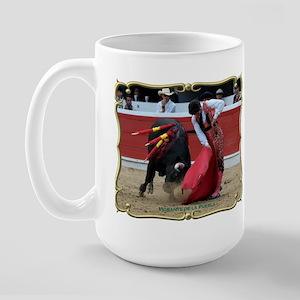 Morante de la Puebla Large Mug
