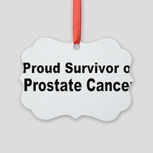 prostate4 Picture Ornament
