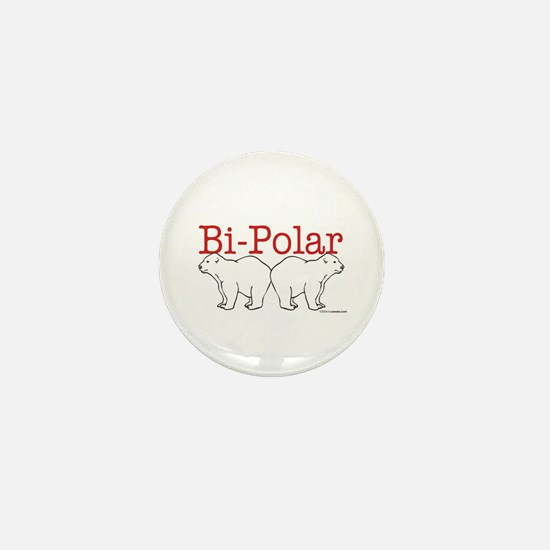 Bi-Polar Mini Button