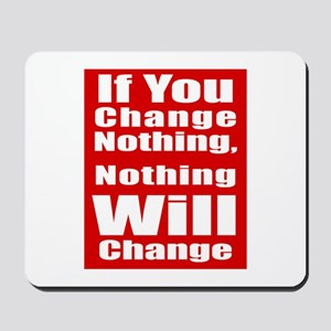 Change Mousepad